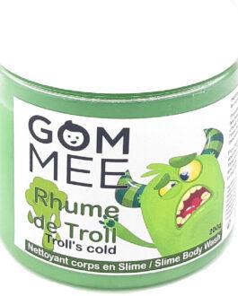 nettoyant pour le corps rhume de troll gommee glup bébé