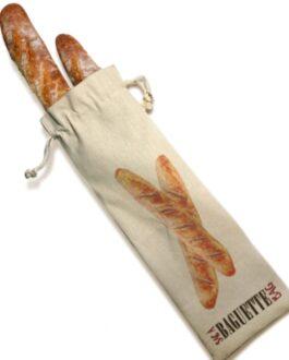 sac de conservation baguette