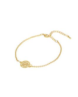 bracelet mandala lost and faune glup bébé lachine