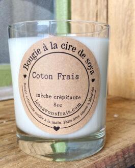 coton frais